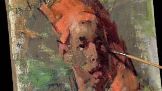 getlinkyoutube.com-Jove Wang - Painting Expressive Portraits & Essential Drawing Skills