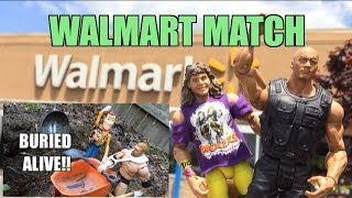 getlinkyoutube.com-GTS WRESTLING: WalMart PAYBITCH! WWE figure matches animation Payback ppv event! Mattel elites