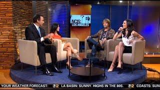 getlinkyoutube.com-'NCIS: Los Angeles' Stars Discuss This Season