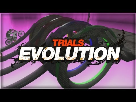 Trials Evolution | Getting A Little Better? (Trials Funny Moments)
