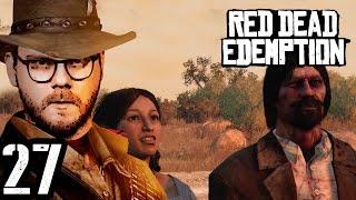 getlinkyoutube.com-Red Dead Redemption #027   Knallhart Durchgenommen mit Etienne   22.01.2017