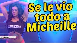 COMBATE: SE LE VIO TODO A MICHEILLE SOIFER 17/09/14 ART