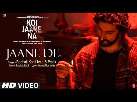 Jaane De Lyrics in Hindi