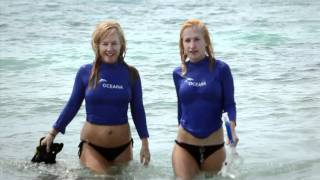 getlinkyoutube.com-Rachael Harris and Angela Kinsey: Save the Sea Turtles