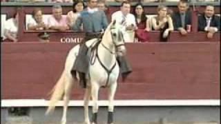 getlinkyoutube.com-Pablo Hermoso Madrid 2005, 2º toro ESPECTACULAR