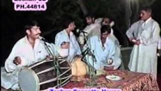 getlinkyoutube.com-Pahari Mahiya - Malik Maroof VS Mishri P2 (Wedding Shahzad Choudhary - Village Dandli)