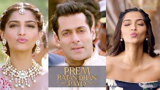 getlinkyoutube.com-Salman Khan and Sonam Kapoor Kissing Twist in Prem Ratan Dhan Payo