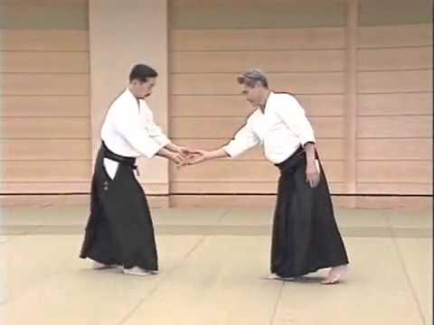 Aihanmi Katatedori Ikkyo Omote Ura (sensei Shoji Nishio)