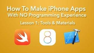 getlinkyoutube.com-How To Make an App - Ep 1 - Tools and Materials