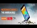 Micromax Canvas 2 2017 Unbreakable Smartphone हिम्मत है तो तोड़ के दिखाओ