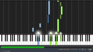 Synthesia-Sad Theme (Fairy Tail)