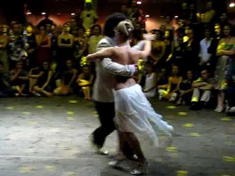 Sebastian Arce & Mariana Montes 'Que tiempo aquel', MoscowTF09