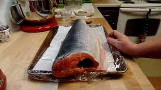 getlinkyoutube.com-Canning Salmon