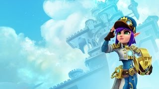 getlinkyoutube.com-Dungeon Defenders 2: 194k DPS Huntress Build Part 3 Autummeow FTW!!