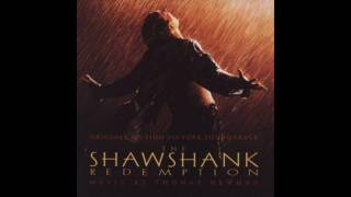 07 Brooks was here - The Shawshank Redemption: Original  Motion Picture Soundtrack