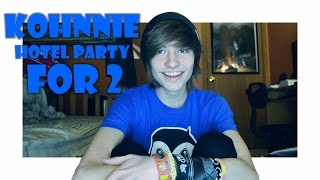 getlinkyoutube.com-Hotel Party for Two #Kohnnie