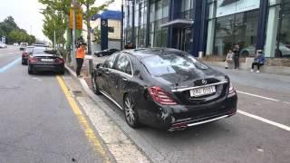 getlinkyoutube.com-A man Destroys Mercedes Benz - S63 AMG in South Ko