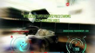 getlinkyoutube.com-NFS Undercover - Fast Lost the Cops and Radar Police BUG