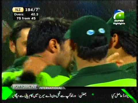 Wahab Riaz Beauty Reverse Swinging Yorker - [Mo]-[siN]
