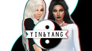 getlinkyoutube.com-The Sims 4: Create A Sim | Yin Yang
