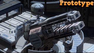 Halo 4 Custom game : Prototype