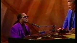 getlinkyoutube.com-Stevie Wonder & Tom Jones