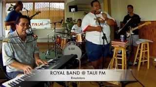 "getlinkyoutube.com-LIVE DU ROYAL BAND @ TAUI FM ""RIMATATARA/IA TOPA TE HANA/TU M'AVAIS DIS UN jOUR"""
