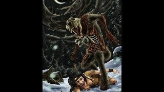 Cryptids and Monsters: The Wendigo