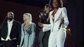 getlinkyoutube.com-Spice Girls Viva Forever feat Pavarotti Pavarotti & Friends