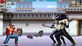 getlinkyoutube.com-[M.U.G.E.N] The King Of Fighters Ex - Unlimited Match Plus 2012 ~ Team mode 【TAS】
