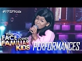 Your Face Sounds Familiar Kids: Lyca Gairanod as Nora Aunor - Tiny Bubbles