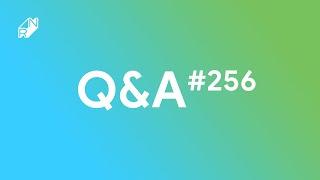 Q&A #256 Trochę zmian w nadchodzącym tygodniu | Robert Nawrowski