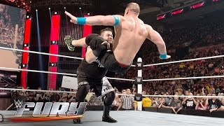 getlinkyoutube.com-13 of Kevin Owens' meanest Pop-Up Powerbombs: WWE Fury
