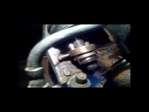 Замена наружнего пыльника не вынимая шруса. Форд Фокус-3