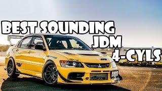 getlinkyoutube.com-10 Best Sounding JDM 4 Cylinder Engines