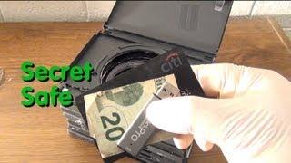 getlinkyoutube.com-How To Make a Secret Safe with DVD cases