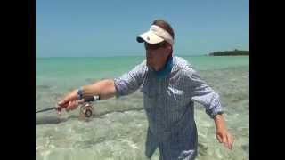 The Challenge - PERMIT fly fishing in Cayo Largo - Cuba