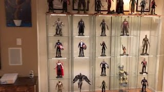 getlinkyoutube.com-Episode 72 - My COLLECTION and ROOM TOUR - PART 1 - HOT TOYS, SIDESHOWS, ORIGINAL ART!!