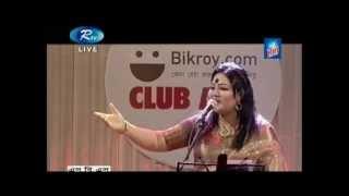 getlinkyoutube.com-BANGLA MUSICAL | MOMTAZ SINGS FOLKS - LIVE SHOW