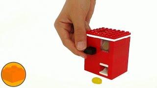 getlinkyoutube.com-How to build a Simple LEGO Candy Machine