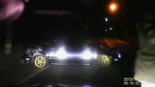 getlinkyoutube.com-ドライブレコーダー映像 ロードスター横転事故 ~~~MAZDA Roadster Crashes Rollover ~~~