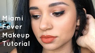 Warm Tone Look ft. Miami Fever | Tutorial
