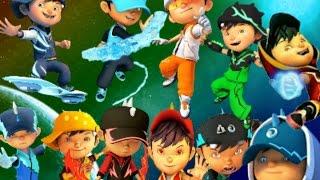 #26 Woww!! BOBOIBOY KUASA 11 di Choki choki Kuasa 7 AR