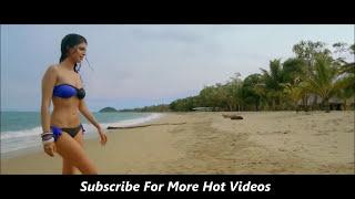 Tena Desae Hot Bikini In Beach Movie Table No  21 HD