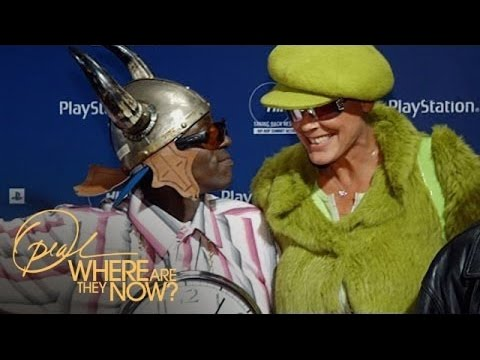 Brigitte Nielsen's Unexpected Romance with Flavor Flav - Where Are They Now? - OWN
