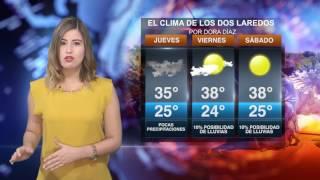 CLIMA JUEVES 13 DE JULIO