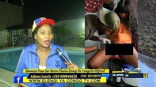 Ingride Kabongo Trés Faché Contre Chroniqueuse  Oyo Na Wana, Ndenge Bazo Bebisa Media En Ligne