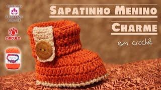 getlinkyoutube.com-Sapatinho Menino Charme - Professora Simone