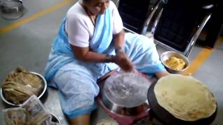 Maharashtrian famous receipe Puranpoli