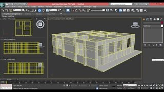 getlinkyoutube.com-3Ds Max Tutorial Mimari Modellemeye Giriş (Architectural Tutorial Beginner) PART-1